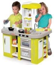 Hry na domácnosť - Set upratovací vozík Smoby s elektronickým vysávačom Rowenta a kuchynka Tefal so zvukmi_8
