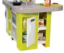 Hry na domácnosť - Set upratovací vozík Smoby s elektronickým vysávačom Rowenta a kuchynka Tefal so zvukmi_6