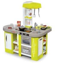 Hry na domácnosť - Set upratovací vozík Smoby s elektronickým vysávačom Rowenta a kuchynka Tefal so zvukmi_13