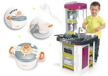 Kuchynky pre deti sety - Set kuchynka Tefal Studio BBQ Bublinky Smoby s magickým bublaním a tlakový hrniec Tefal_19