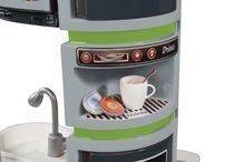 Kuchynky pre deti sety - Set kuchynka CookMaster Verte Smoby s ľadom a zvukmi a dotyková elektronická pokladňa s funkciami_2
