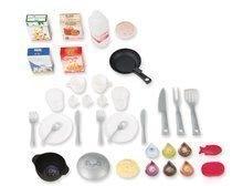 Kuchynky pre deti sety - Set kuchynka CookMaster Verte Smoby s ľadom a zvukmi a dotyková elektronická pokladňa s funkciami_12