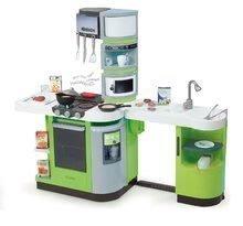 Kuchynky pre deti sety - Set kuchynka CookMaster Verte Smoby s ľadom a zvukmi a dotyková elektronická pokladňa s funkciami_13