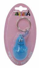 Pero a kľúčenka pre deti Barbapapa Hasbro mini modré