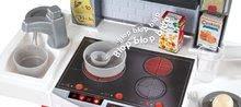 Elektronické kuchynky - Kuchynka Cook´tronic Tefal Smoby elektronická so svetlom a zvukmi s 20 doplnkami červená_2