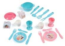 Kuhinje za djecu setovi - Set kuhinja Princeze Smoby obostrana s tornjevima i 19 dodataka i kozmetički stolić sa stolcem i kozmetička torbica_4