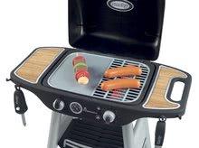 Obyčejné kuchyňky - Grill Barbecue Smoby s mechanickými funkcemi a zvukem a 18 doplňky 73 cm výška_5