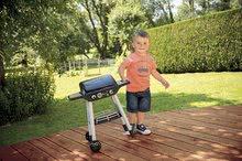 Obyčejné kuchyňky - Grill Barbecue Smoby s mechanickými funkcemi a zvukem a 18 doplňky 73 cm výška_10