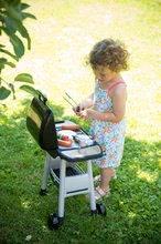 Obyčejné kuchyňky - Grill Barbecue Smoby s mechanickými funkcemi a zvukem a 18 doplňky 73 cm výška_14