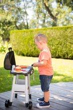 Obyčejné kuchyňky - Grill Barbecue Smoby s mechanickými funkcemi a zvukem a 18 doplňky 73 cm výška_15
