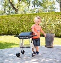 Obyčejné kuchyňky - Grill Barbecue Smoby s mechanickými funkcemi a zvukem a 18 doplňky 73 cm výška_19