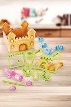 Hry na domácnost - Set úklidový vozík s elektronickým vysavačem Clean Smoby a čokoládovna_35