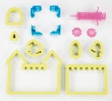 Hry na domácnost - Set úklidový vozík s elektronickým vysavačem Clean Smoby a čokoládovna_36