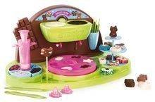 Kuchynky pre deti sety - Set kuchynka Tefal Studio BBQ Bublinky Smoby s magickým bublaním a Hravá kuchárka na výrobu čokoládových bonbónov_18