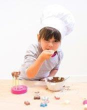 Kuchynky pre deti sety - Set kuchynka Tefal Studio BBQ Bublinky Smoby s magickým bublaním a Hravá kuchárka na výrobu čokoládových bonbónov_5