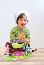 Kuchynky pre deti sety - Set kuchynka Tefal Studio BBQ Bublinky Smoby s magickým bublaním a Hravá kuchárka na výrobu čokoládových bonbónov_26