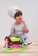 Kuchynky pre deti sety - Set kuchynka Tefal Studio BBQ Bublinky Smoby s magickým bublaním a Hravá kuchárka na výrobu čokoládových bonbónov_27
