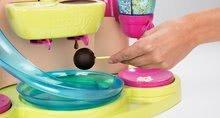 Hry na domácnost - Set úklidový vozík s elektronickým vysavačem Clean Smoby a čokoládovna_12