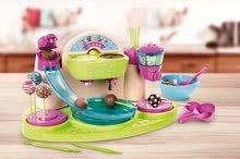 Hry na domácnost - Set úklidový vozík s elektronickým vysavačem Clean Smoby a čokoládovna_22