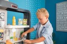 Kuchynky pre deti sety - Set kuchynka rastúca s tečúcou vodou Tefal Evolutive Smoby a mikrovlnka Tefal s hriankovačom a stoličkou KidChair_30