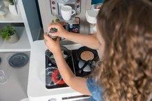 Kuchynky pre deti sety - Set kuchynka rastúca s tečúcou vodou Tefal Evolutive Smoby a mikrovlnka Tefal s hriankovačom a stoličkou KidChair_34
