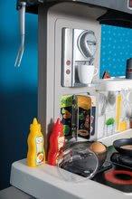 Kuchynky pre deti sety - Set kuchynka rastúca s tečúcou vodou Tefal Evolutive Smoby a mikrovlnka Tefal s hriankovačom a stoličkou KidChair_39