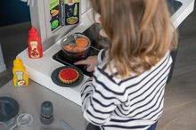 Kuchynky pre deti sety - Set kuchynka rastúca s tečúcou vodou Tefal Evolutive Smoby a mikrovlnka Tefal s hriankovačom a stoličkou KidChair_43