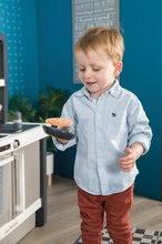 Kuchynky pre deti sety - Set kuchynka rastúca s tečúcou vodou Tefal Evolutive Smoby a mikrovlnka Tefal s hriankovačom a stoličkou KidChair_44