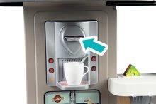 Kuchynky pre deti sety - Set kuchynka rastúca s tečúcou vodou Tefal Evolutive Smoby a mikrovlnka Tefal s hriankovačom a stoličkou KidChair_24