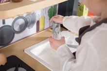 Elektronické kuchynky - Reštaurácia s elektronickou kuchynkou Chef Corner Restaurant Smoby s plotom a mikrovlnkou_15