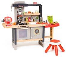 Elektronické kuchynky - Reštaurácia s elektronickou kuchynkou Chef Corner Restaurant Smoby s jedálenským kútikom_13