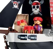 3130 f ecoiffier piratska lod