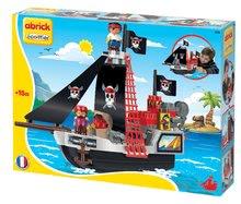 3130 i ecoiffier piratska lod