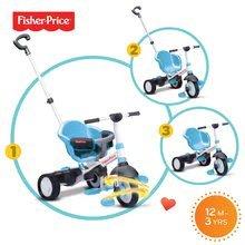 Tricikel Fisher-Price Charm Touch Steering smarTrike moder od 12 mes