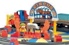 3164 c ecoiffier stavebnica cirkus