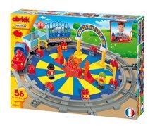 3164 g ecoiffier stavebnica cirkus