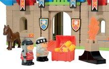 Otroške kocke Abrick - Kocke Abrick – srednjeveški grad Écoiffier 49 delov od 18 mes_2
