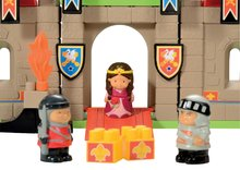 Otroške kocke Abrick - Kocke Abrick – srednjeveški grad Écoiffier 49 delov od 18 mes_4