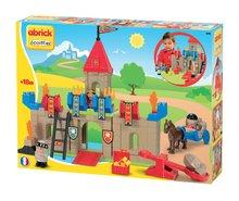 Otroške kocke Abrick - Kocke Abrick – srednjeveški grad Écoiffier 49 delov od 18 mes_11