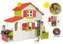Domčeky pre deti - Domček Maison Duplex Smoby dvojposchodový s kuchynkou_2