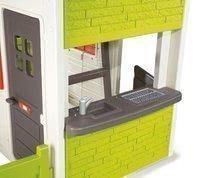 Domčeky pre deti - Domček Maison Duplex Smoby dvojposchodový s kuchynkou_0