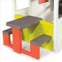 Domčeky pre deti - Domček Maison Duplex Smoby dvojposchodový s kuchynkou_1