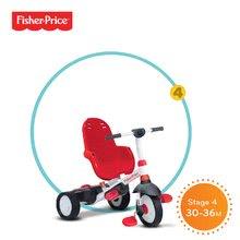 Trojkolky od 10 mesiacov - Trojkolka Fisher-Price Charisma Touch Steering smarTrike červená od 10 mes_3