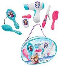 Geantă pentru cosmetice pentru fetiţe Frozen Disney Smoby cu sclipici şi cu 5 accesorii