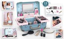 Kozmetična mizica za otroke - Kozmetični kovček My Beauty Vanity 3in1 Smoby frizerstvo in kozmetika z manikiro s 13 dodatki_2