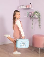 Kozmetična mizica za otroke - Kozmetični kovček My Beauty Vanity 3in1 Smoby frizerstvo in kozmetika z manikiro s 13 dodatki_4