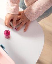 Kozmetična mizica za otroke - Kozmetični kovček My Beauty Vanity 3in1 Smoby frizerstvo in kozmetika z manikiro s 13 dodatki_10