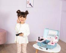 Kozmetična mizica za otroke - Kozmetični kovček My Beauty Vanity 3in1 Smoby frizerstvo in kozmetika z manikiro s 13 dodatki_11
