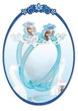 Kozmetický stolík pre deti - Kozmetický stolík Frozen Smoby s otváracími zásuvkami a doplnkami modrý_3