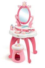 Kuchynky pre deti sety - Set kuchynka Disney Princezné Smoby s hodinami a kozmetický stolík so stoličkou_9